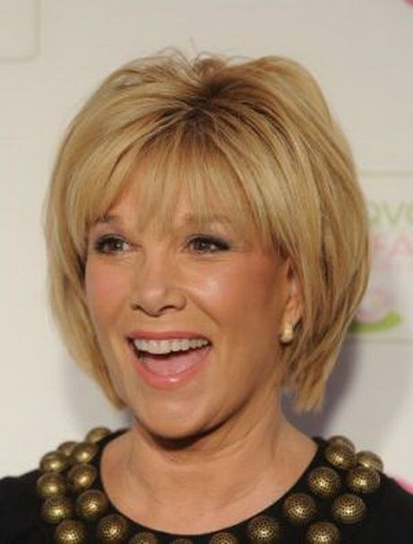 Short Hairstyles For Women Over 50 With Round Faces Hair
