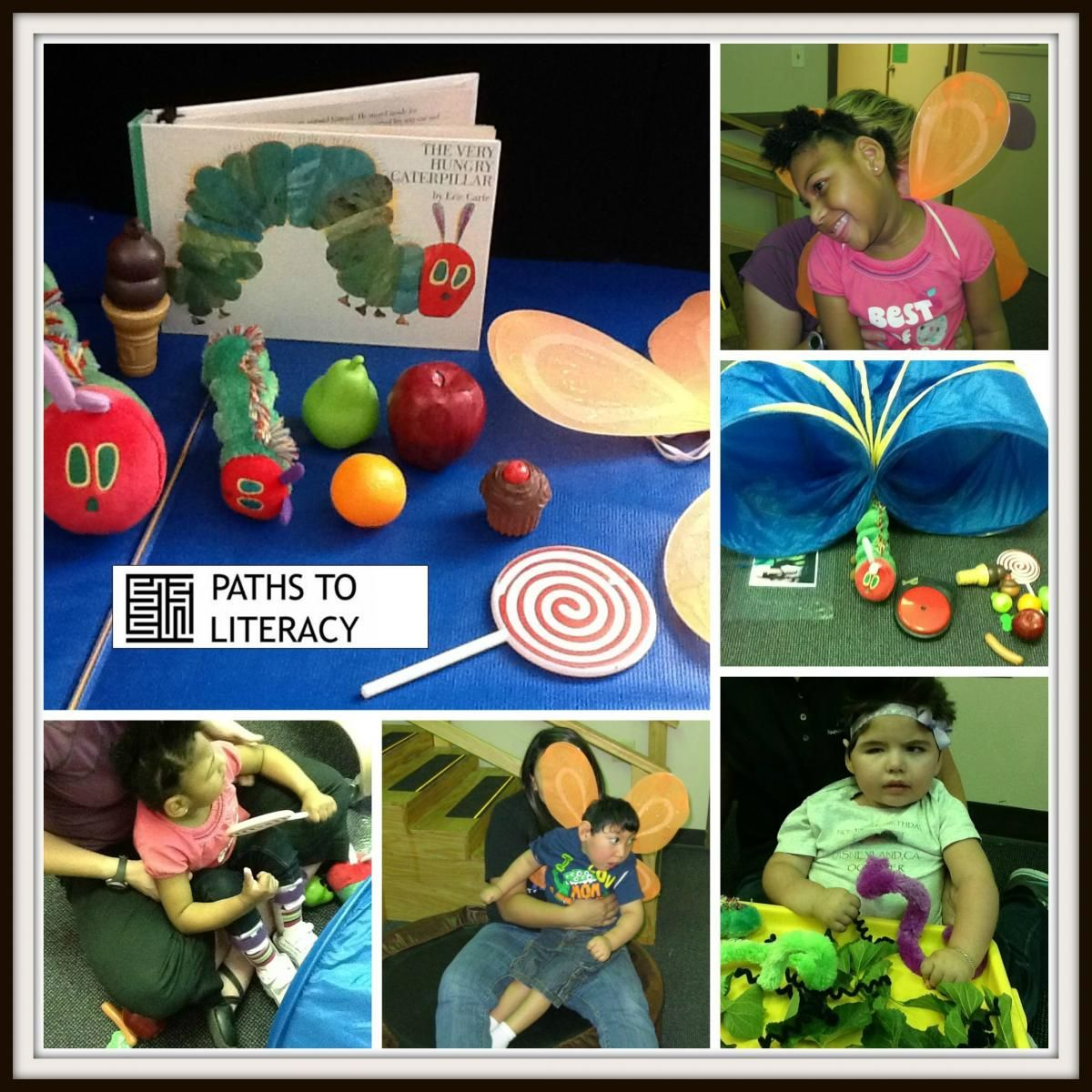 Storybox Activities For Very Hungry Caterpillar In This