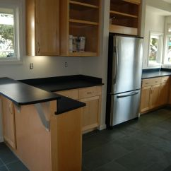 Kitchen Counter Bar Used Metal Cabinets For Sale Raised Full Plus Upper
