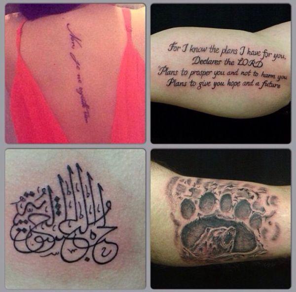 20 Southern California Script Tattoos Ideas And Designs
