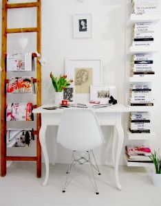 Elegant home office style creative ideas working from in also escritorio leve area de estudos pinterest space rh za