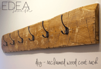 Do-in-a-Day DIY Projects - Page 7 of 7 | Coat racks, Woods ...