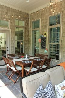 Ikea Pplar Dining Set Screened Porch Furniture
