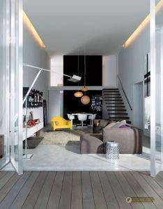Modern minimalist apartment living room design ideas decoration chief best home decorating also rh pinterest