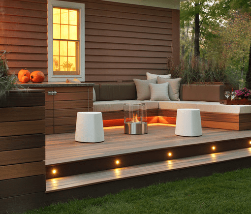 15 Must See Deck Lighting Ideas Decks The Natural And Look