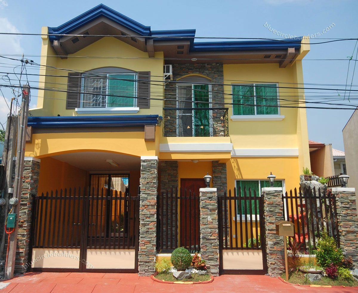 Design Of Village Houses House Fences Pinterest Village