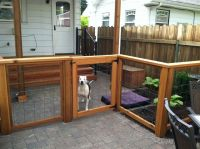 Fence Ideas For Dogs Backyard fence ideas to keep your