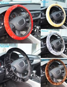 Visit to buy piece non slip artificial wool car decoration steering wheel for also rh pinterest