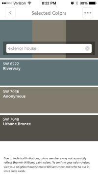 Modern Exterior Paint Colors For Houses | Exterior house ...