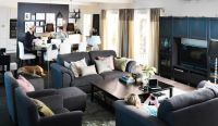 Ikea Living Room Ideas | Small living rooms, Small living ...