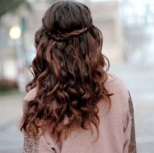 Curly Qs What Are Some Cute Braided Hairstyles That Work For