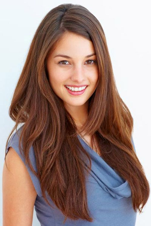 Good Hairstyles For Long Thick Hair Hair Cuts And Styles Long