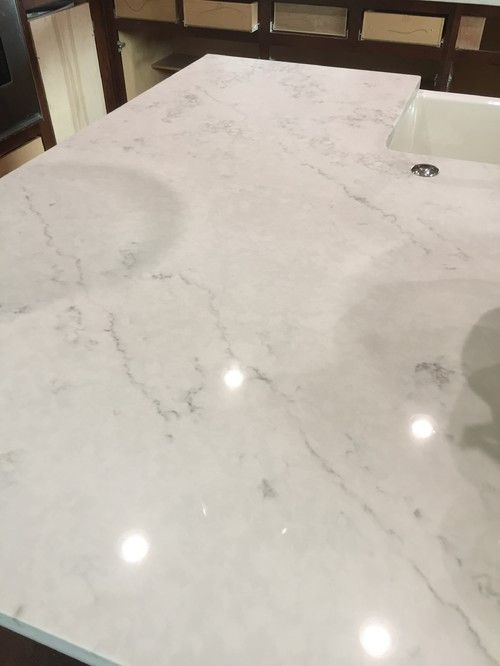 kitchen remodel houston commercial lighting quartzmasters organic white | dream: countertops ...