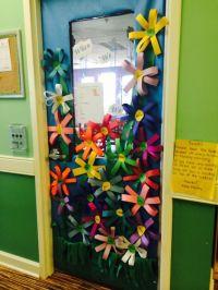 Spring Door Decorations For School | www.imgkid.com - The ...