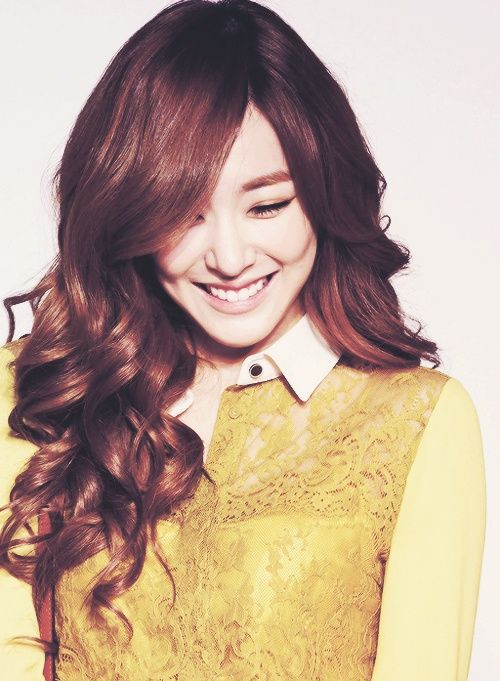 Tiffany SNSD Girls Generation Korean Hair Korean Women Hairst
