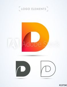 Vector abstract letter  logo can be used as an app icon and company corporate also rh uk pinterest