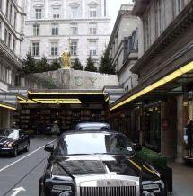 London Covent Garden & Stand Savoy Hotel