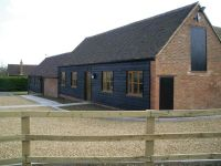 RECTORY FARM BARN CONVERSION & EXTENSION
