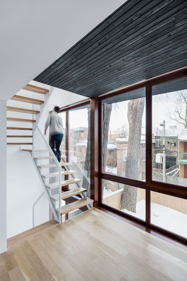 Inside Montreal Most Unique And Beautiful House Home Designinterior Also  Interiors Rh Pinterest