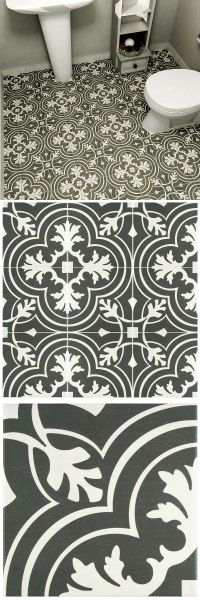 Merola Tile Twenties Classic Ceramic Floor and Wall Tile ...