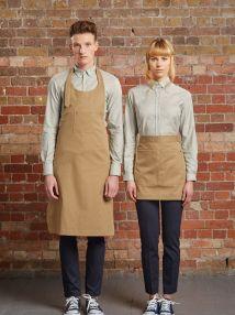 Apron Restaurant Staff Uniforms