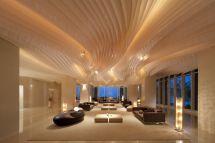 Modern And Futuristic Hotel Lobby Interior Design
