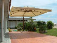 Large Patio Umbrella Modern
