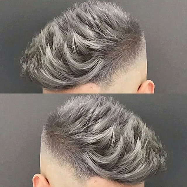 jose_the_barber_10  Love that Silver Grey Colour