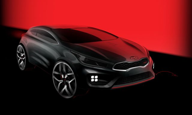 Image result for Kia teases new Ceed