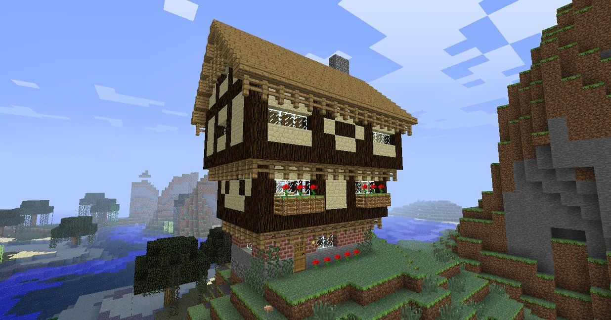 Why You Should Build A Giant House Before You Do Anything Else In