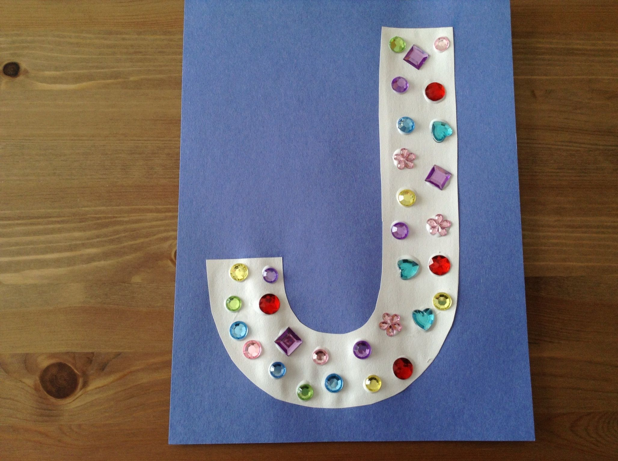 J Is For Jewel Craft