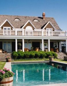 Hamptons house exterior design ideas pictures remodel and decor page also rh pinterest