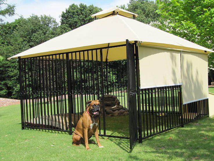 Nice Idea For A Dog House Dog Houses Pinterest Dog Houses