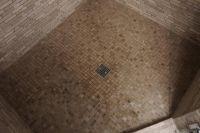 This KOHLER K-9136-CP Square Design Tile-In Shower Drain ...