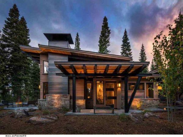 Modern Mountain Home Design Appalachian House