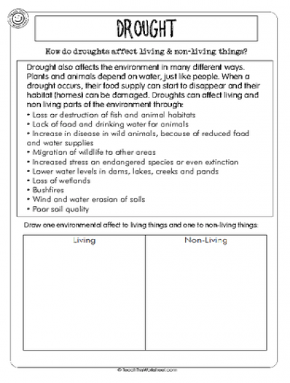 Severe Weather Worksheets 2nd Grade