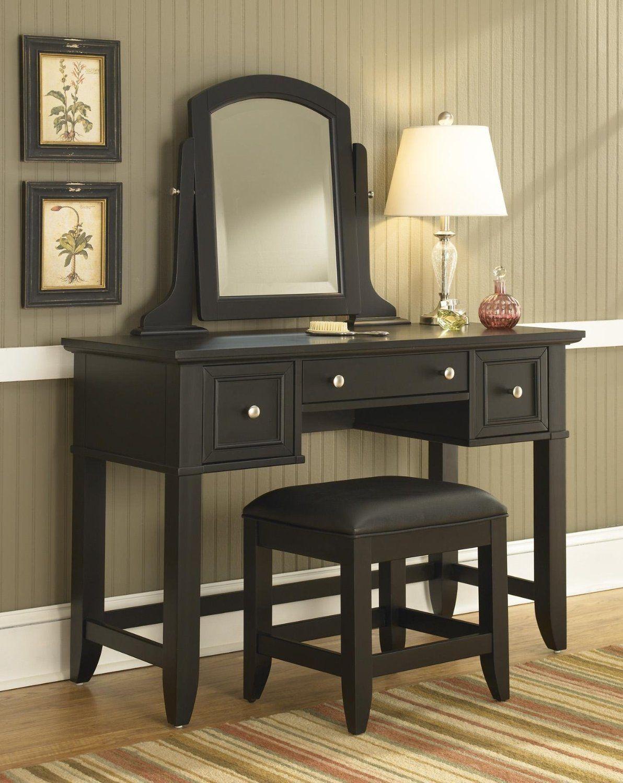 Bedroom Vanity Benches Linon Lattice Bedroom Vanity Set Including