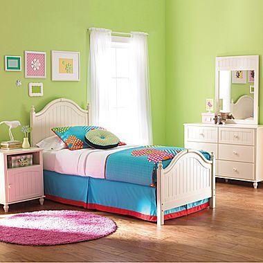 McKenna Group Kids Bedroom Set  jcpenney  Kids Rooms
