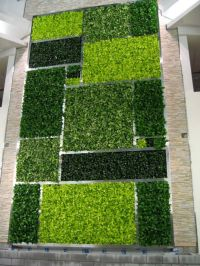 10 Fun Vertical Gardening Ideas like a garden made from an ...