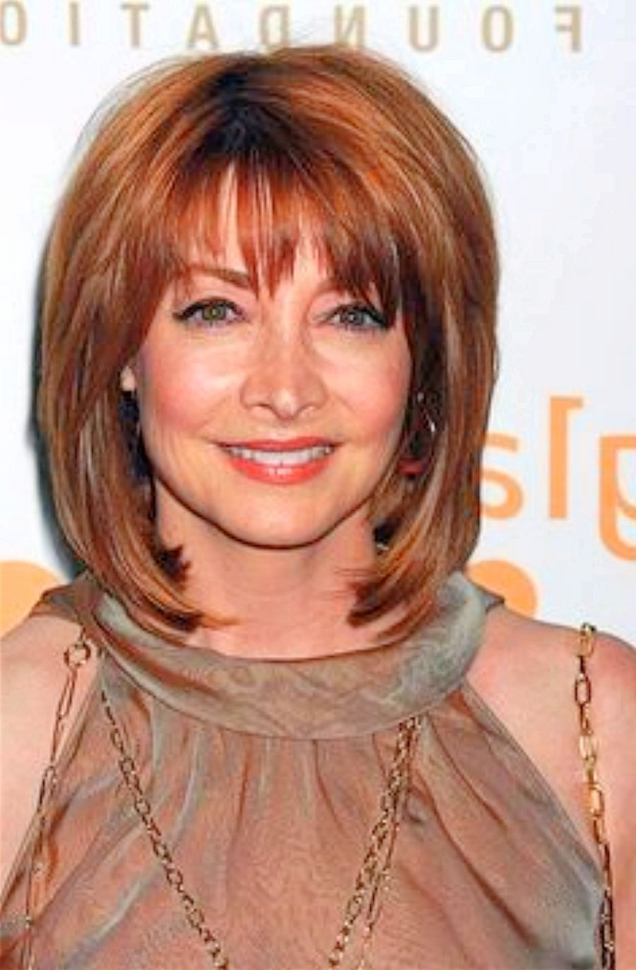 Medium Length Hairstyles For Women Over 60 For Women Shoulders