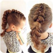 amazing pull braid hairstyles