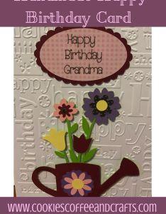 Handmade happy birthday card also cards ideas and rh pinterest