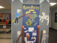 Favorite book classroom doors on Pinterest | Door ...