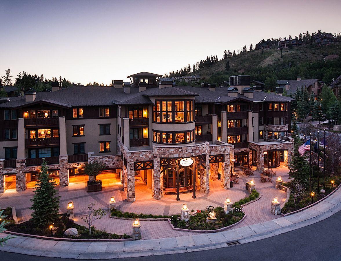Best Kitchen Gallery: Hotels In Deer Valley The Chateaux Deer Valley Park City Utah of Park City Mountain Resort Hotels  on rachelxblog.com