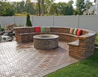 brick patio furniture | Download brick patio designs with ...