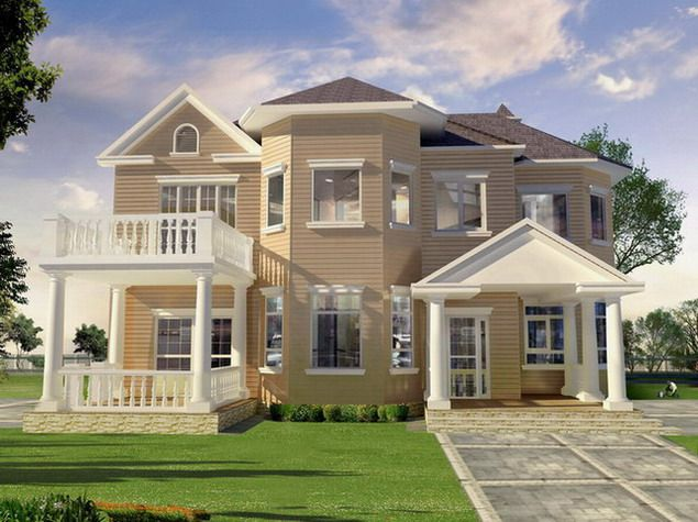 Outside Of Houses Designs – House Design Ideas