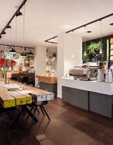 Design interior coffee company also amsterdam by ninetynine rh za pinterest