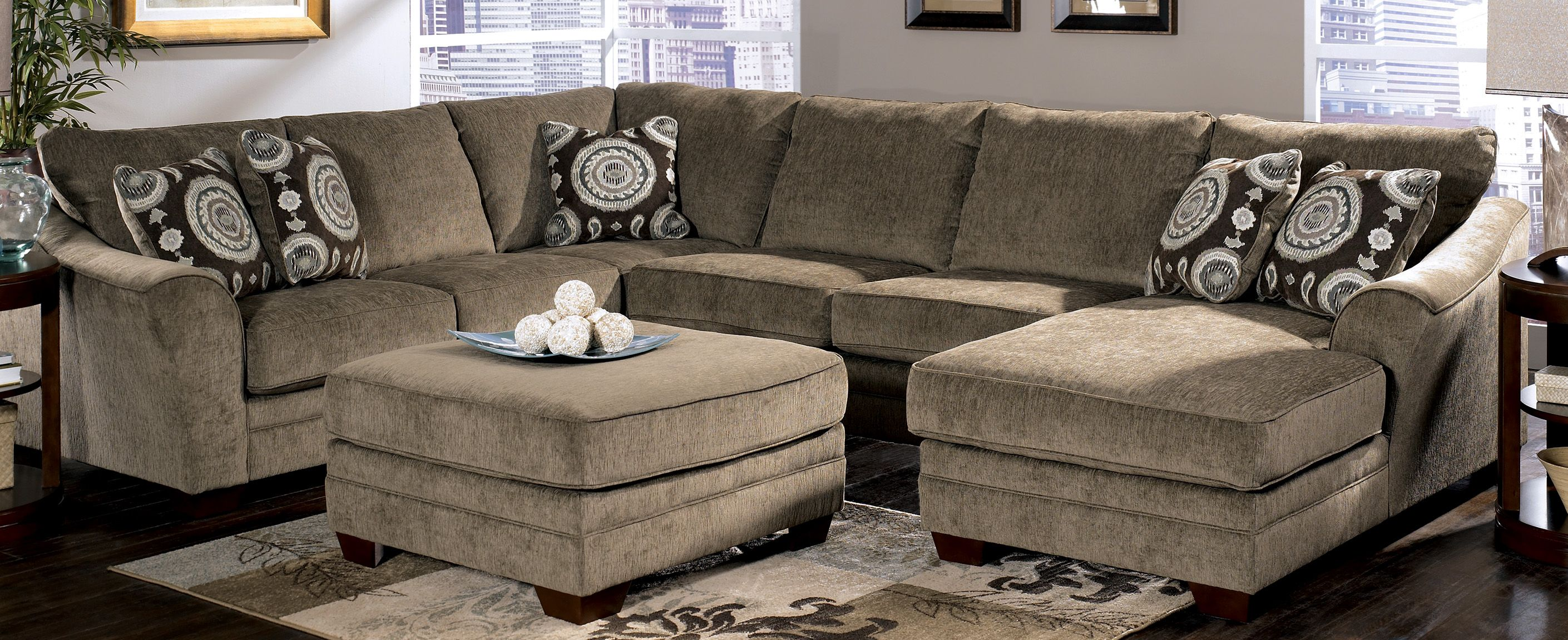 discontinued ashley sofa tables house of fraser sofas discount sectional living room furniture cincinnati