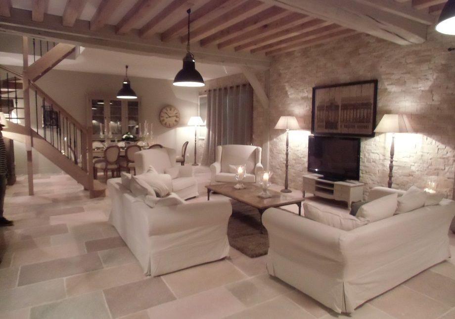 LE SALON SALLE A MANGER Salons Decoration And Living