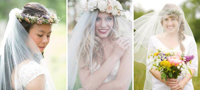 Wedding Veils & Headpieces On Pinterest